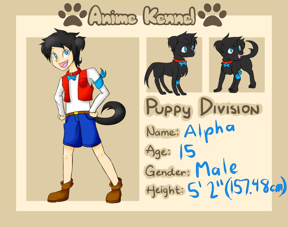 Alpha App by TinyKuroNeko