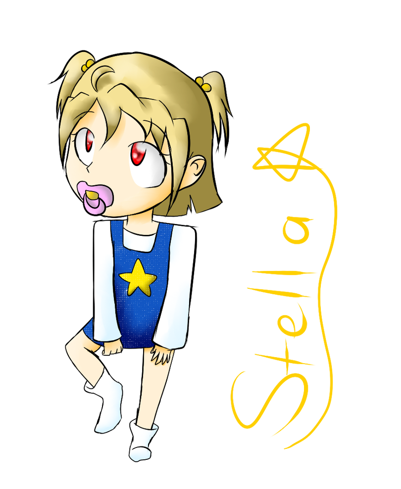 Little Star by TinyKuroNeko