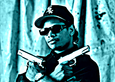 Eazy-E by Cricker03