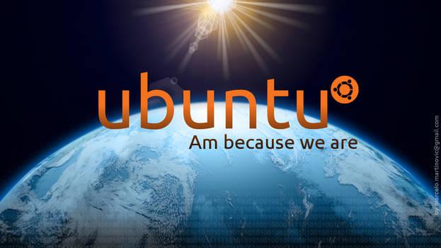 ubuntu planeta 1 by marcelomartinovic