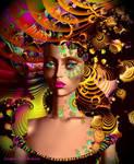 JEZABEL, 'detail' by Voodoomamma