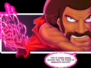 Feel the Power, Ya Dig? by Odie1049