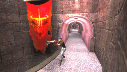 Welcome to Quake 3:Arena,Chloe Price by HorusthePrimarch666