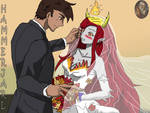 Marco and Hekapoo get married
