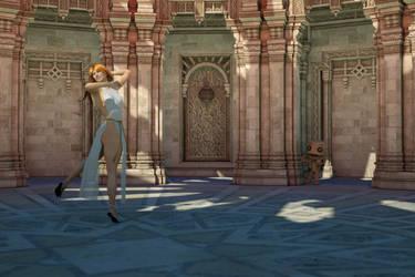 Dance in Aslan by SimonJM