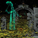 Graveyard by SimonJM