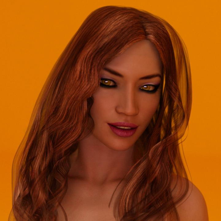 Portrait by SimonJM