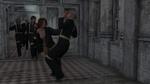 Fighting girl by SimonJM