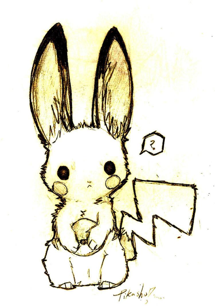 Pikachu by ThEgr8sAcKiE