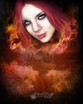 Dragon fire by blackbettyes