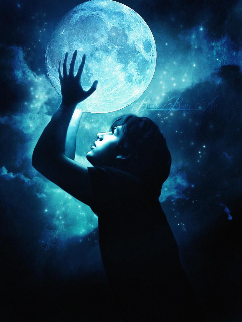 Catch The Moon By Blackbettyes
