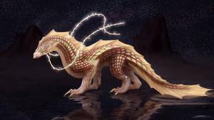 God of Light - Dragon
