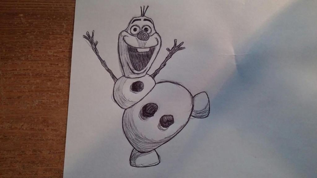 Olaf by CalleStar