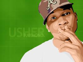 Usher by hilaroo