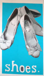 'Shoes' design by hilaroo
