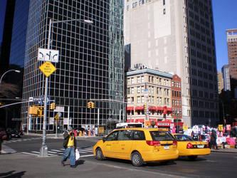 Manhattan by hilaroo
