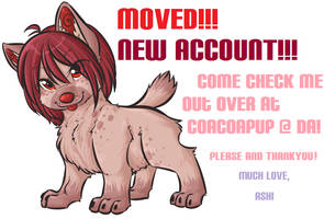 MOVED ACCOUNTS