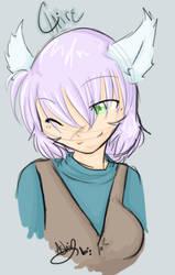 x Kitty Cat Wink x by CrazyPurplePuppy