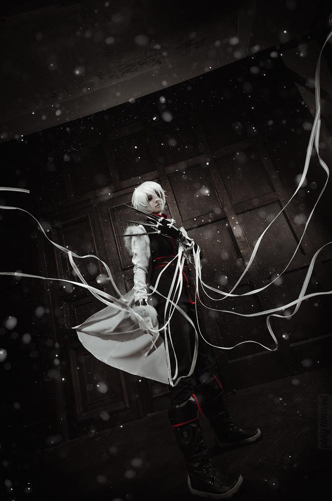 D.Gray-man :: Allen Walker by Fleuuuuuuur