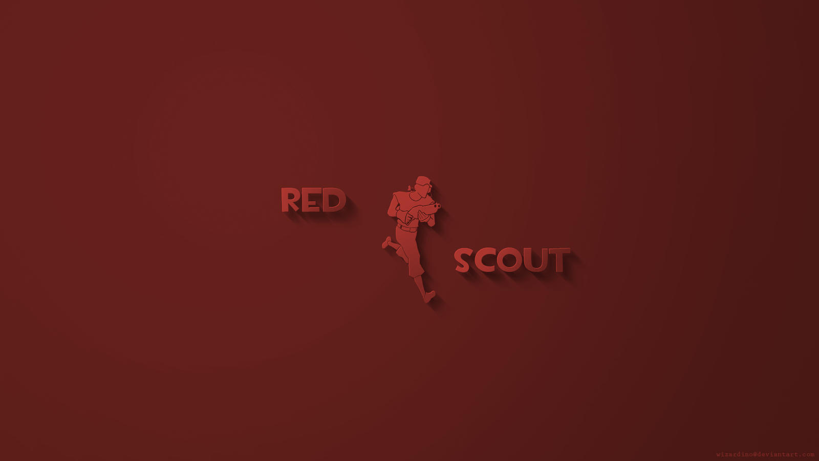 Tf2 Red Scout Wallpaper