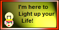 Light up your Life stamp by JigglyPuffGirl