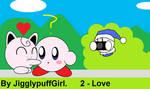 2 - Love - Jigglypuff x Kirby