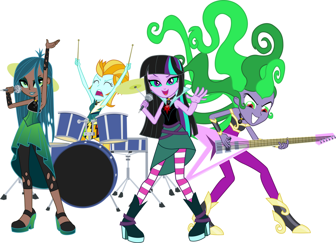 EqG: The Plunderers (Request) by ImperfectXIII