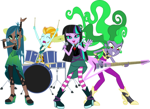 EqG: The Plunderers (Request)