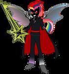 Point Commission: EQG Rainbow Power Omega Brony