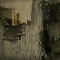 Reflets et graffitis by Lecharmediscret