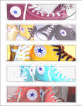 Chuck Taylors the best