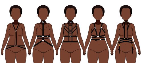 Harness Batch || Exports by FkaTaylor