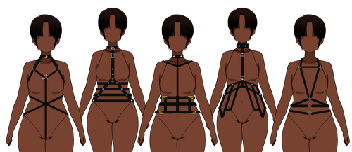 Harness Batch 2 || Export by FkaTaylor
