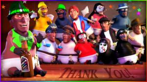 {SFM} Thank You! by GreenStorm64