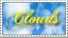 Clouds... - Stamp by Fazart