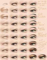 Eye Tutorial by Bonnie-Anne