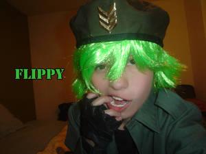 Flippy Cosplay - HTF