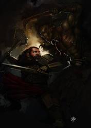 Dwarf 'n'Orc by Eljay93