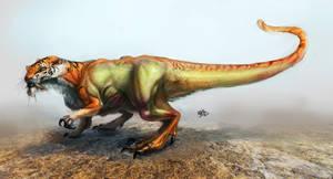 Tigersaurus rex