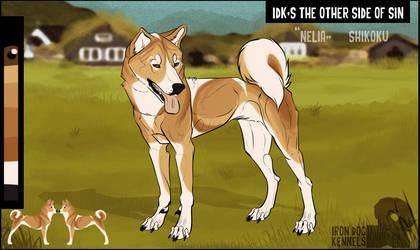 IDKs The Other Side Of Sin:. SHIKOKU 002 by TrueGameKennel