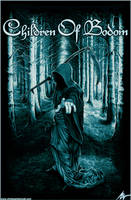 Children of Bodom - Christopher lovell Art by Lovell-Art