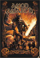 Surtur - Amon Amarth - Christopher Lovell Art by Lovell-Art