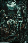 DOG SOLDIERS - CHRISTOPHER LOVELL - FRIGHT RAGs