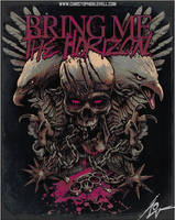 Bring Me The Horizon - Chained Wings by Lovell-Art