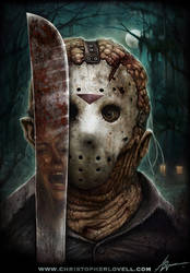 Jason Voorhees by Christopher Lovell