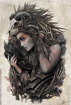 Ashura - o by Lovell-Art