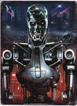 T-800 Terminator Endo Skeleton