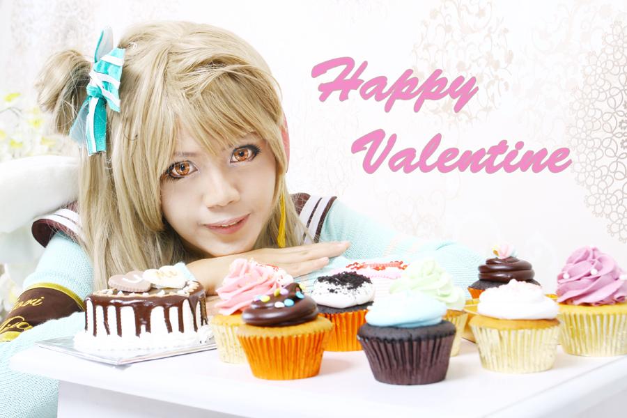 Kotori Minami - Happy Valentine by recchinon