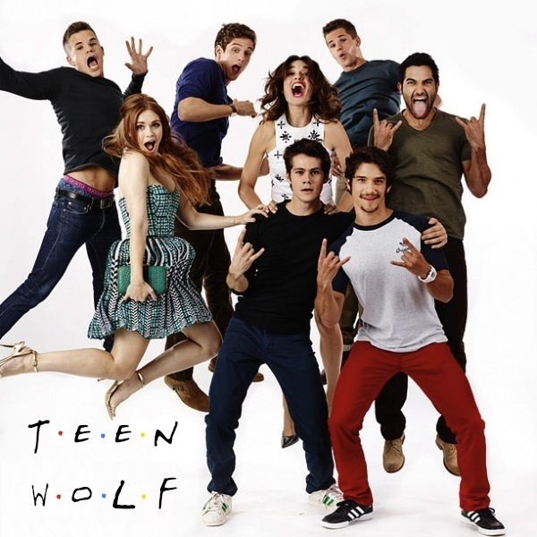 Teen Wolf || Friends by GedweyKona