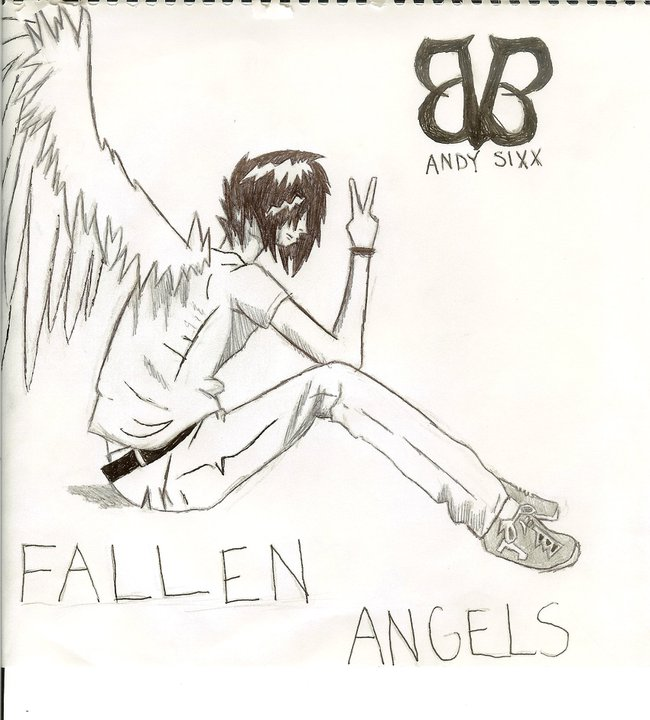 My pic cover for bvb fallen angels by animelvr13 on deviantart my pic cover for bvb fallen angels by animelvr13 thecheapjerseys Gallery